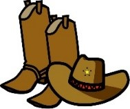 Boots n hat